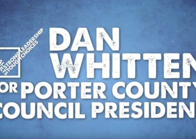 Dan Whitten for Porter County Council