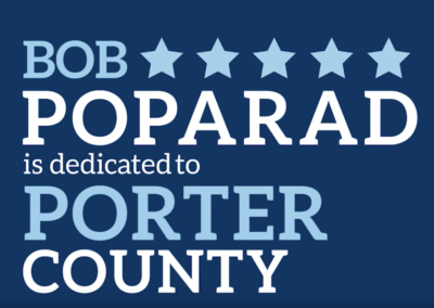 Bob Poparad for Porter County Council